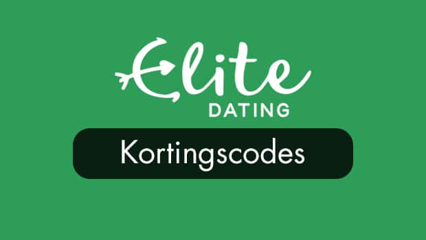 elitedating kortingcodes