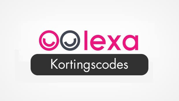lexa kortingscode