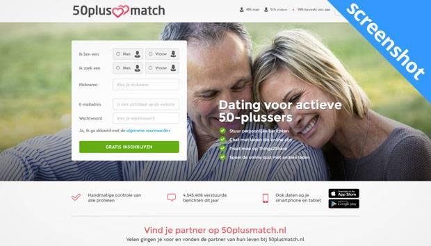 50Plusmatch screenshot