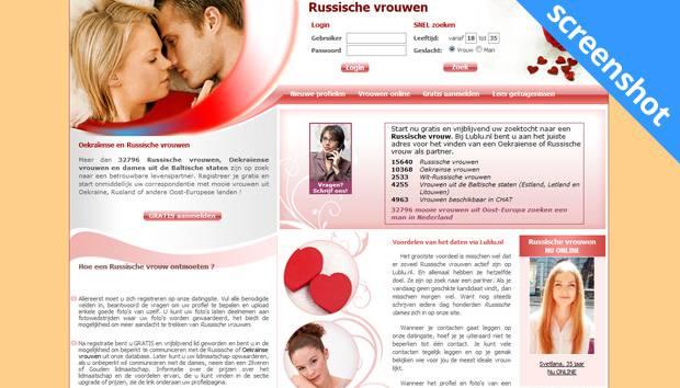 Lublu.nl screenshot