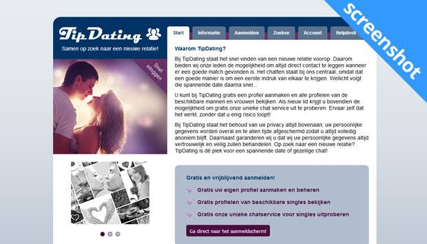 TipDating screenshot