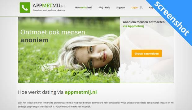 Appmetmij.nl screenshot