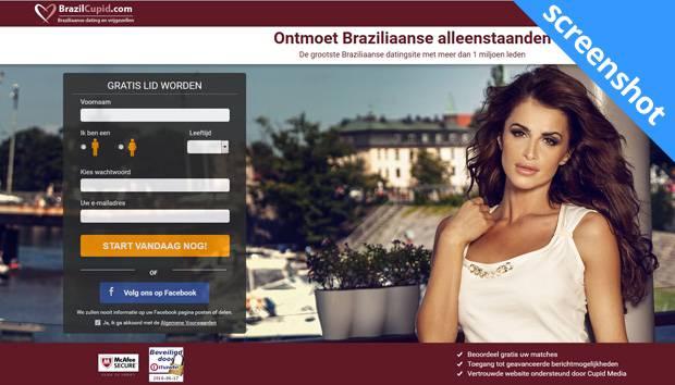 BrazilCupid.com screenshot