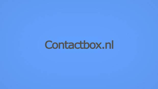Contactbox.nl logo