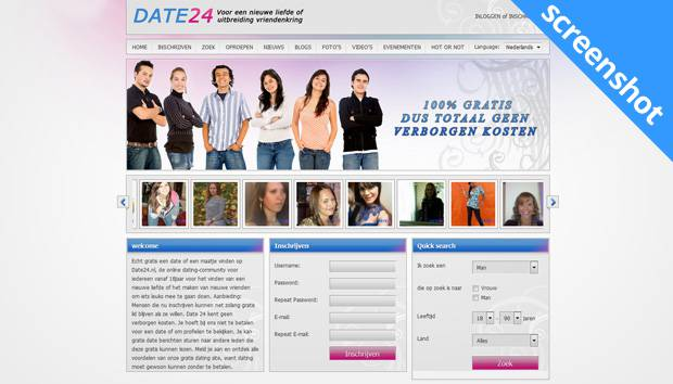date24 screenshot