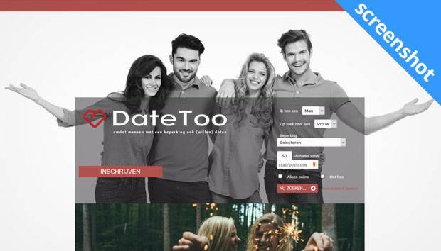 DateToo screenshot