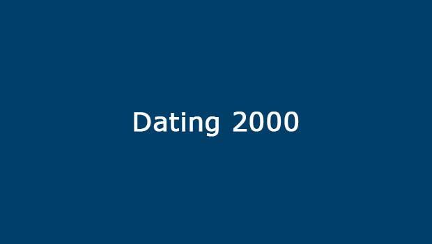 Dating 2000 logo