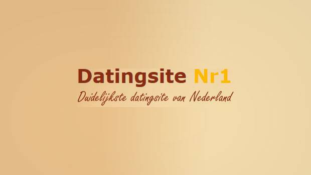 Datingsite Nr1 logo