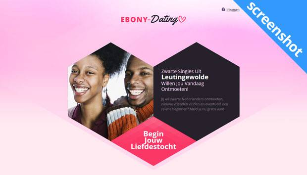 Ebony Dating screenshot