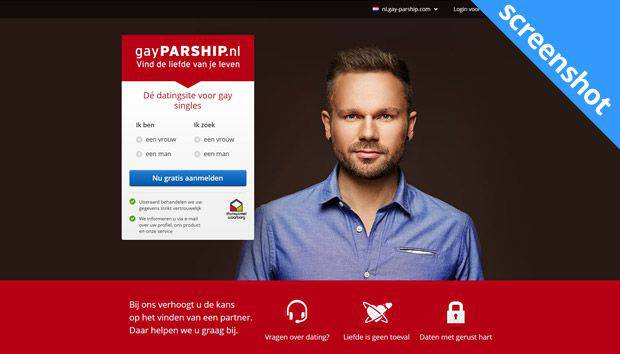 Gay Parship screenshot