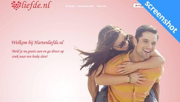 Hartenliefde.nl screenshot
