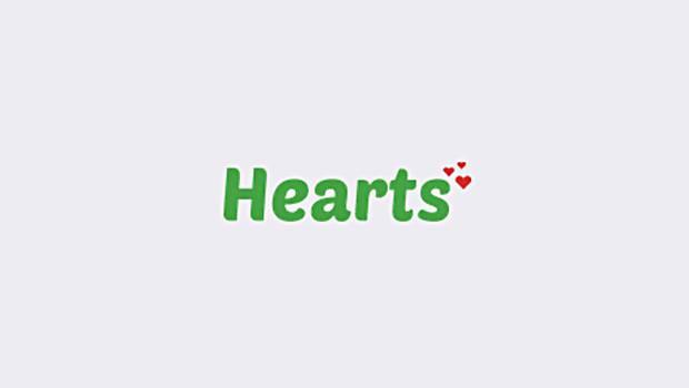 Hearts logo