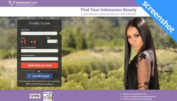 IndonesianCupid screenshot
