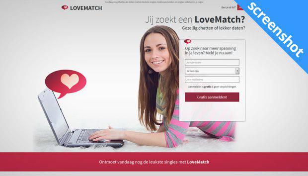 LoveMatch screenshot