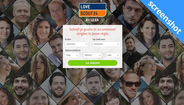 LoveScout24 screenshot