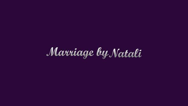 Marriage by Natali logo