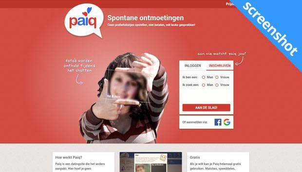 Paiq screenshot