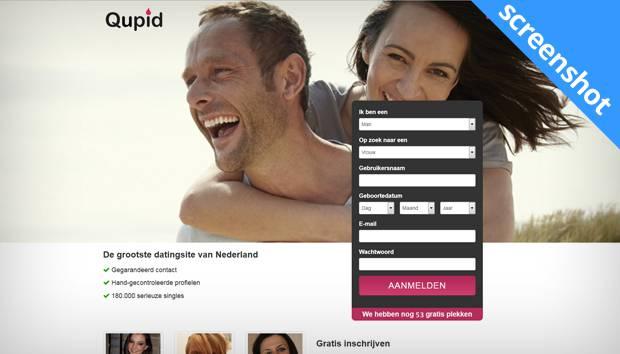 Qupid screenshot