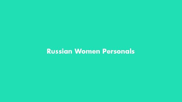 Russian Women Personals logo
