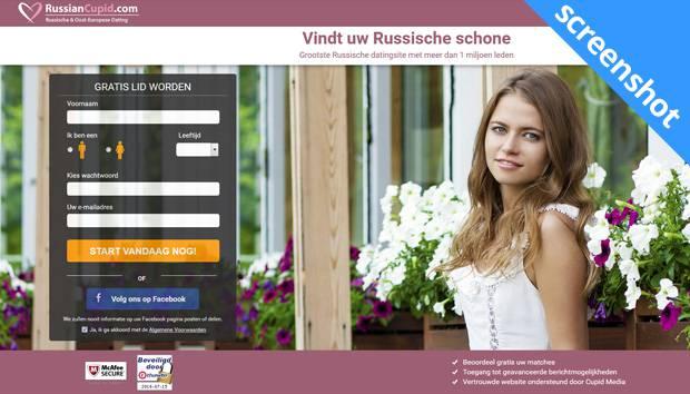RussianCupid.com screenshot