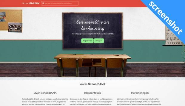 SchoolBank screenshot