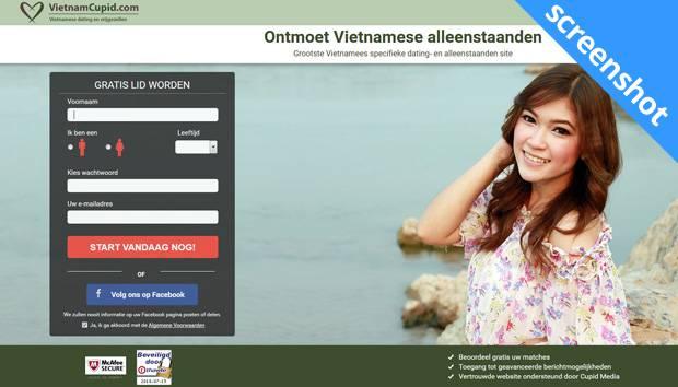VietnamCupid.com screenshot