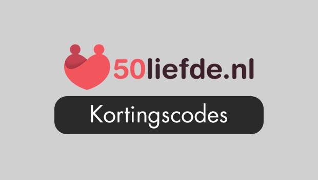 50liefde kortingscodes