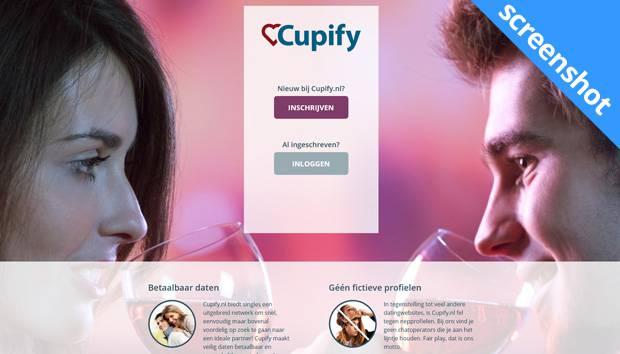 Cupify screenshot