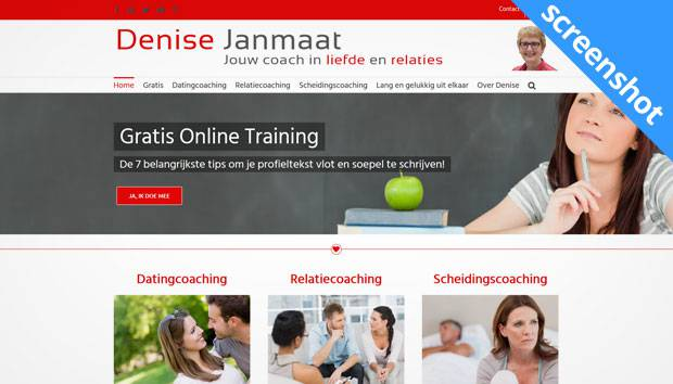 Denise Janmaat screenshot