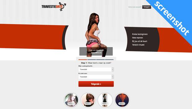 TravestieDate screenshot