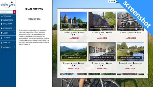 Aktiva Tours screenshot