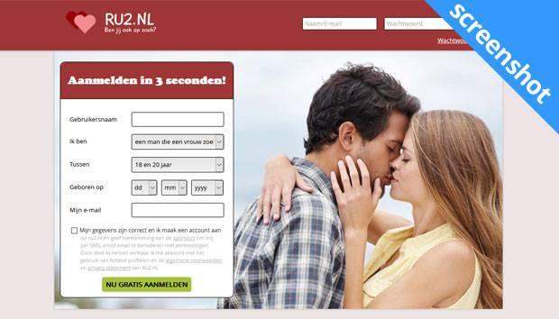 Ru2.nl screenshot