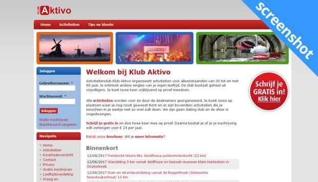 Klub Aktivo screenshot