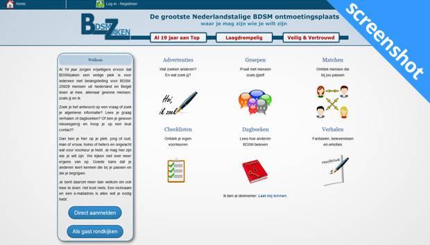 BDSMzaken screenshot