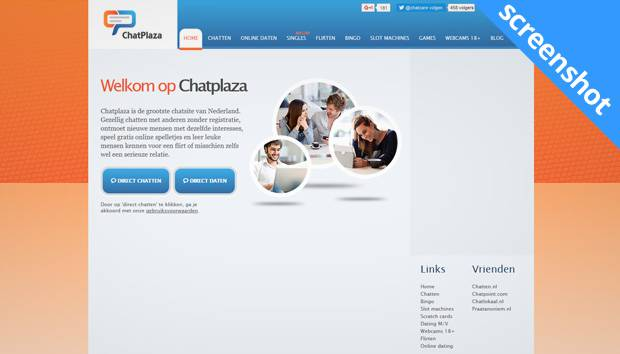 chatplaza screenshot