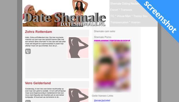 Date Shemale screenshot