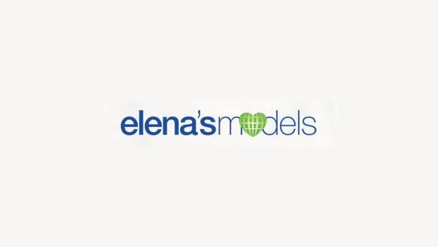 Elena's Models logo