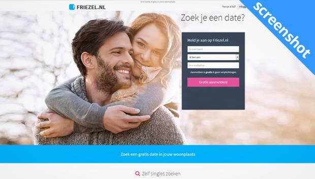 Friezel.nl screenshot