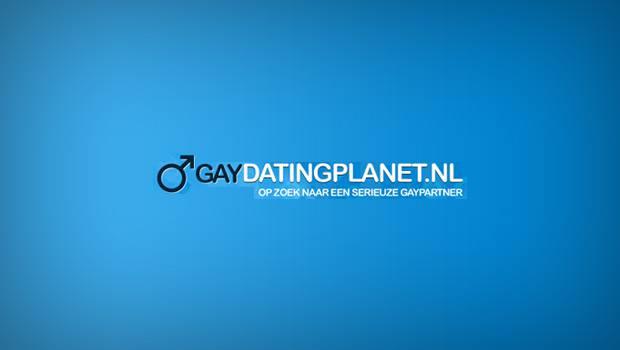 Gaydatingplanet.nl logo
