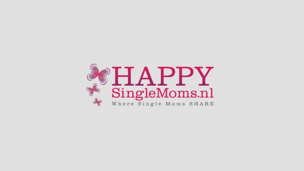 Happy Single Moms logo