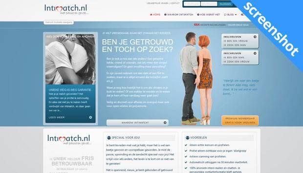 Intimatch.nl screenshot