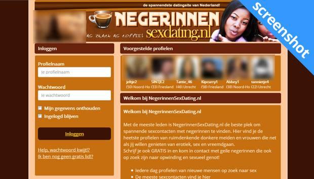 Negerinnensexdating screenshot
