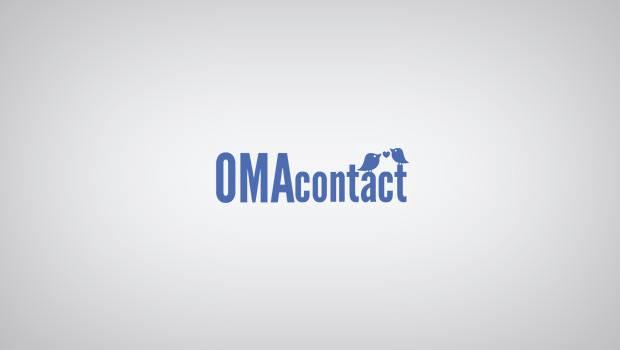 OmaContact logo