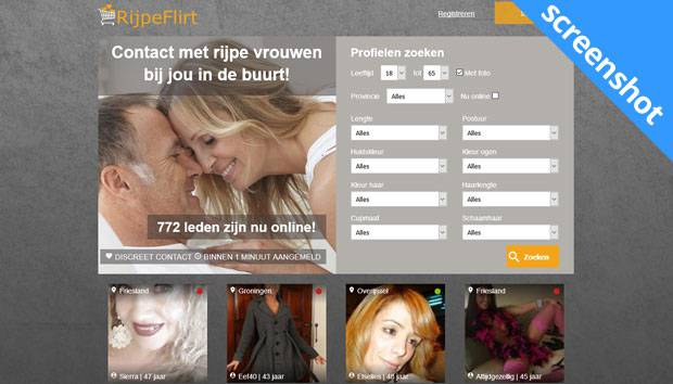 RijpeFlirt screenshot