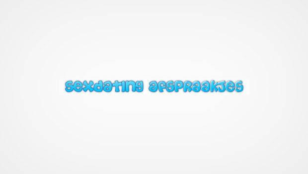 Sexafspraakjes.be logo