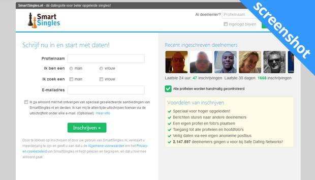 Smart Singles screenshot