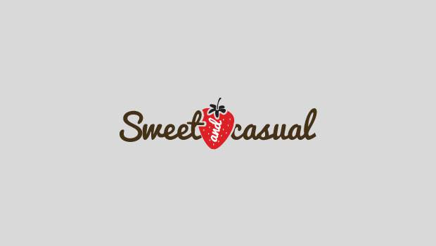 Sweet and casual logo