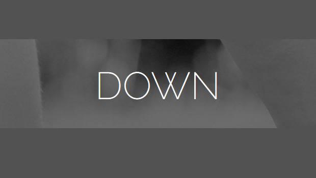 Down logo