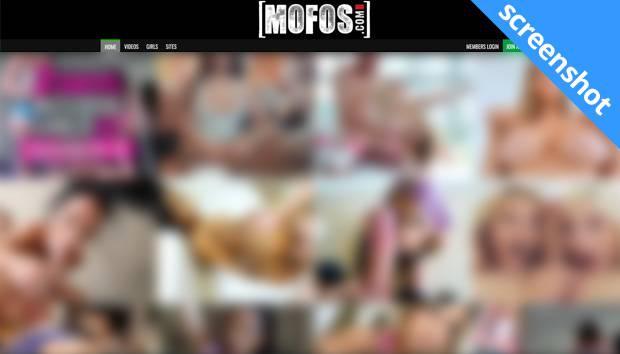 Mofos.com screenshot