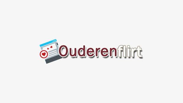 Ouderenflirt logo